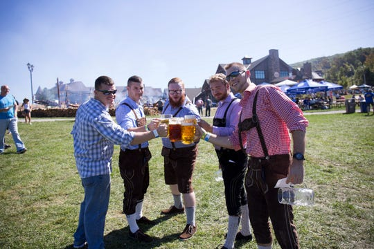 Mountain Creek's Oktoberfest will be held on its picturesque grounds.