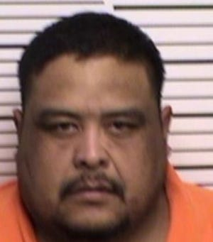 Adalberto Chavez-Chavez of Artesia was sentenced to 10 years in federal prison possession of methamphetamine and guns.