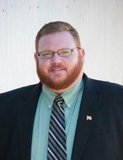 Courtesy photo of 12th Judicial District Attorney John P. Sugg.