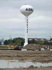 Novi's Adell Center.