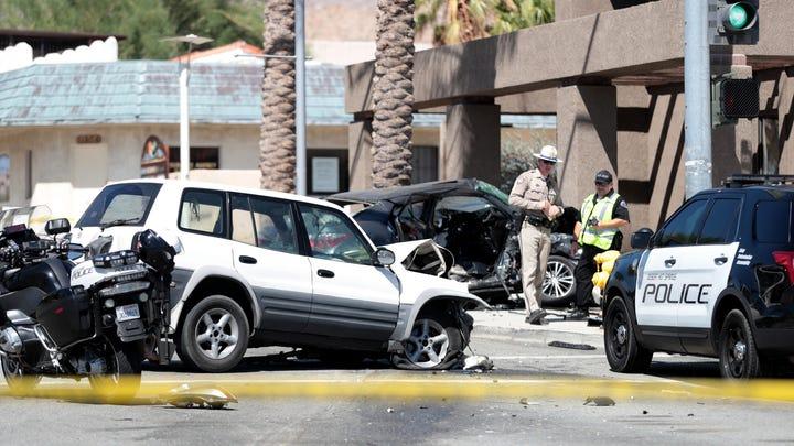 Palm Springs area traffic   DesertSun com   The Desert Sun
