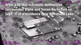 Video from the Arizona Department of Public Safety shows the arrests of Blane and Susan Barksdale on Sept. 11, 2019.