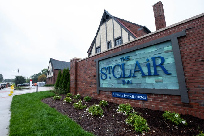 The parent company for the St. Clair Inn, Planet Clair LLC, is one of 21 St. Clair area businesses that received Paycheck Protection Program loans.