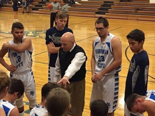 Tom Maurer has resigned as the Hug boys basketball coach.