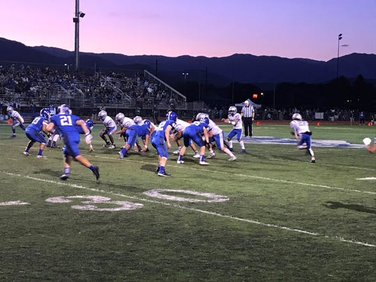 McQueen plays at Manogue on Friday night and Carson hosts Foothill.