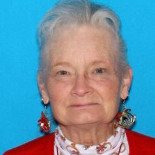 Judith Dick walked away from a home in northeast Salem overnight.