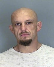 Robert Dailey is being sought by deputies in the Four Corners area of southeast Salem.