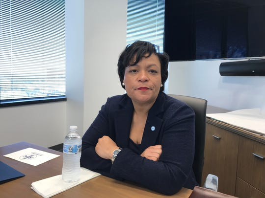 New Orleans Mayor LaToya Cantrell visited Lafayette, Shreveport, Baton Rouge and other cities to rally support among state voters for  proposed constitutional amendment No. 4, which aims to improve affordable housing in Orleans Parish.