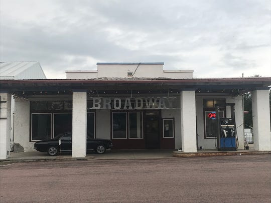 Broadway, the new convenience store, cafe, bar and casino, is open everyday at 6 a.m. in Valley Springs.