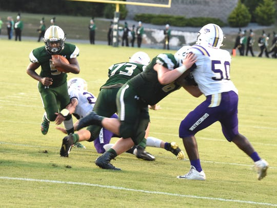 Wilson Memorial will try to get to 2-1 on the season with a road trip to Page County Friday.