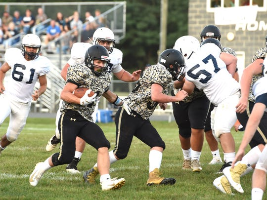 After picking up its first win of the season last week at home, Buffalo Gap travels to Bath County Friday.