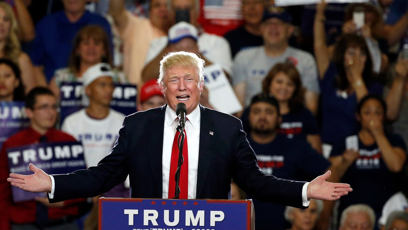 Trump in Texas: Here's what you need to know about Donald Trump's Dallas rally