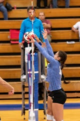 Former Eastlake volleyball player Anyssa Rivera has had a standout career at Our Lady of the Lake University.