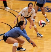 Former Eastlake volleyball player Anyssa Rivera has been a standout volleyball player at Our Lady of the Lake University during her four years with the school.
