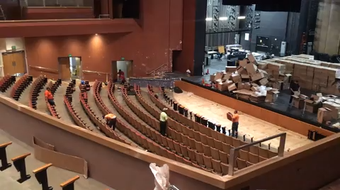 After 25 years, the Bank of American Performing Arts Center at the Thousand Oaks Civic Arts Plaza underwent a major renovation.