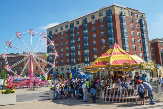 Yonkers Riverfest will be held Saturday, Sept. 14.