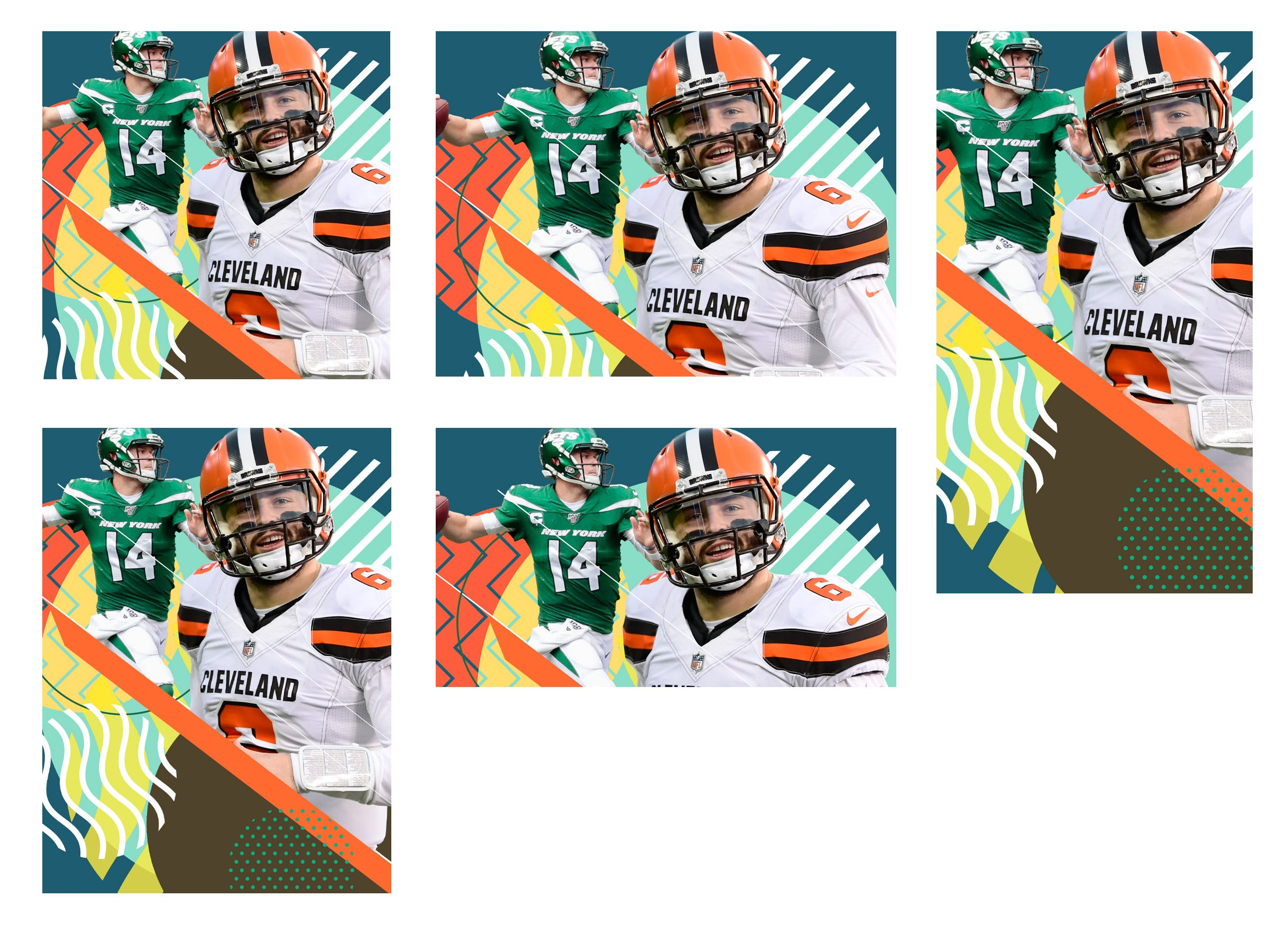 USA TODAY Sports' Week 2 NFL picks: Will Browns rebound against Jets on Monday night? thumbnail