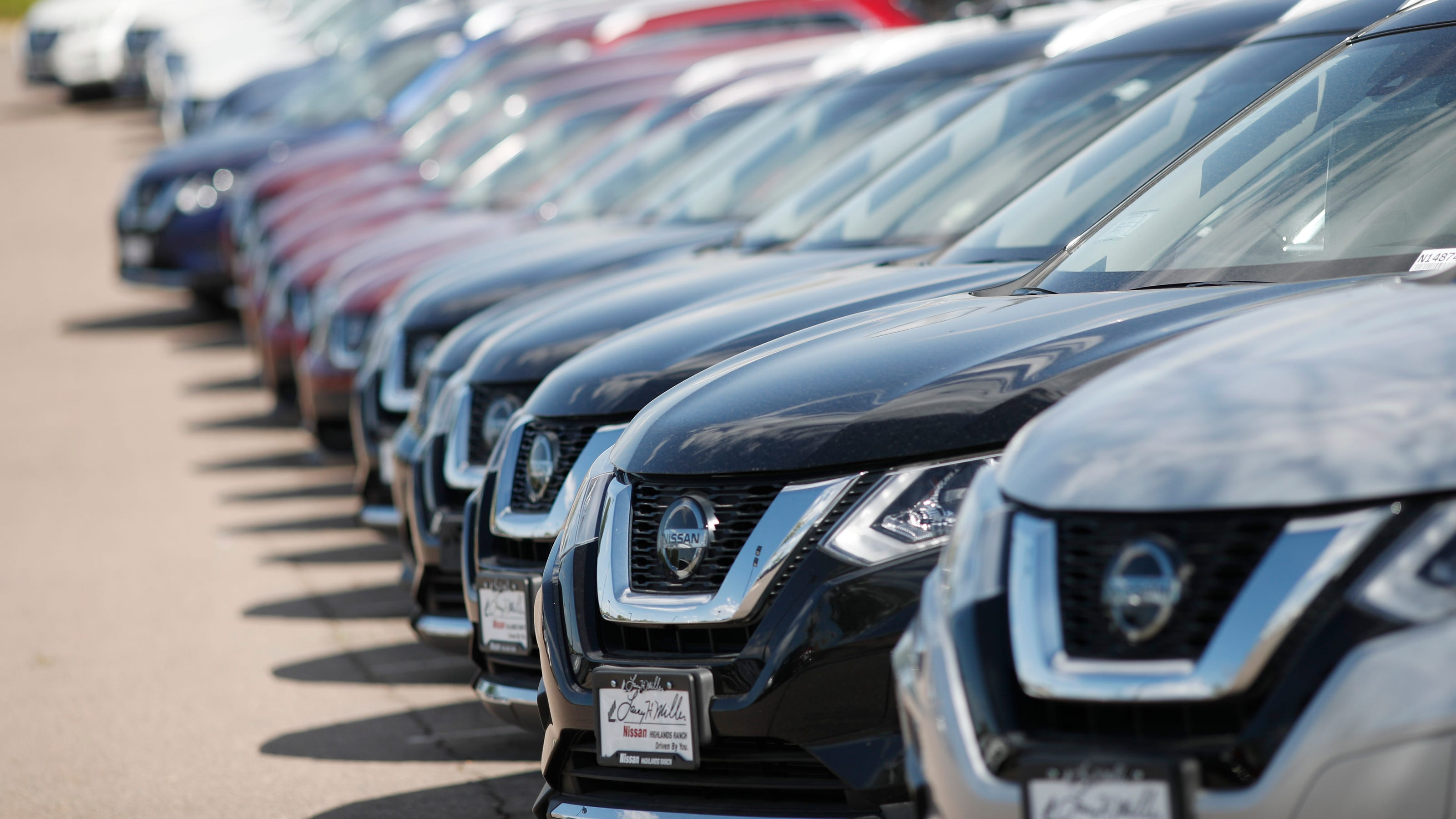 Nissan Rogue recall possible for automatic emergency brakes