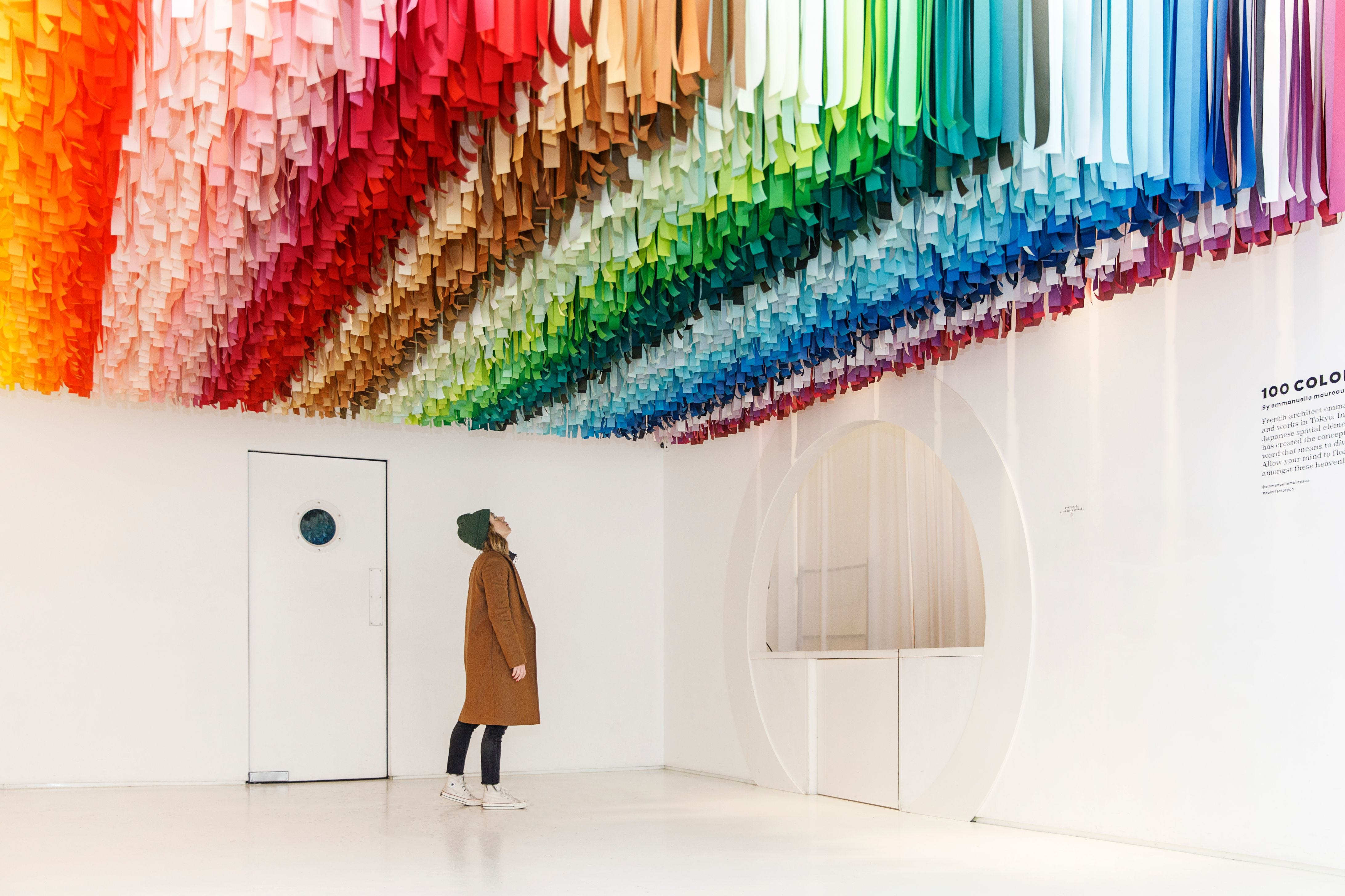From Chihuly glass to the Museum of Ice Cream, you have to see this immersive art to believe it