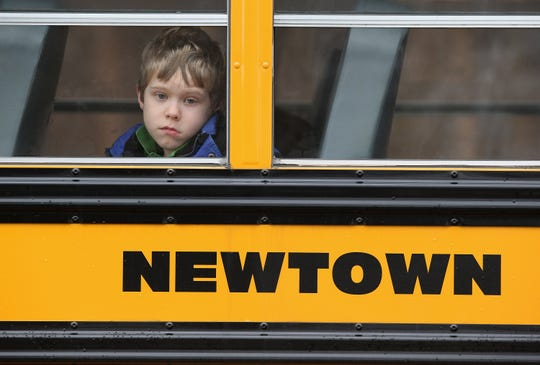 A new Sandy Hook Promise PSA gives a chilling look at school shootings.
