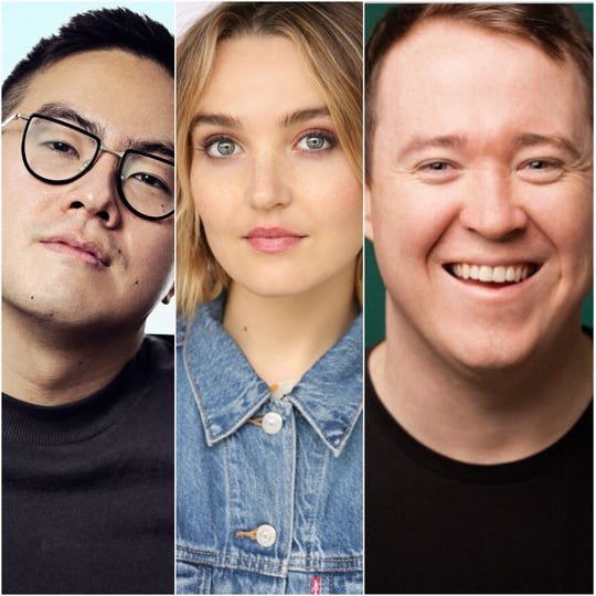 """Bowen Yang, Chloe Fineman and Shane Gillis are the new featured players on """"Saturday Night Live."""""""