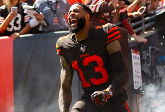 detailed look a3bc8 30aee Odell Beckham Jr. says Jets Gregg Williams targeted him ...