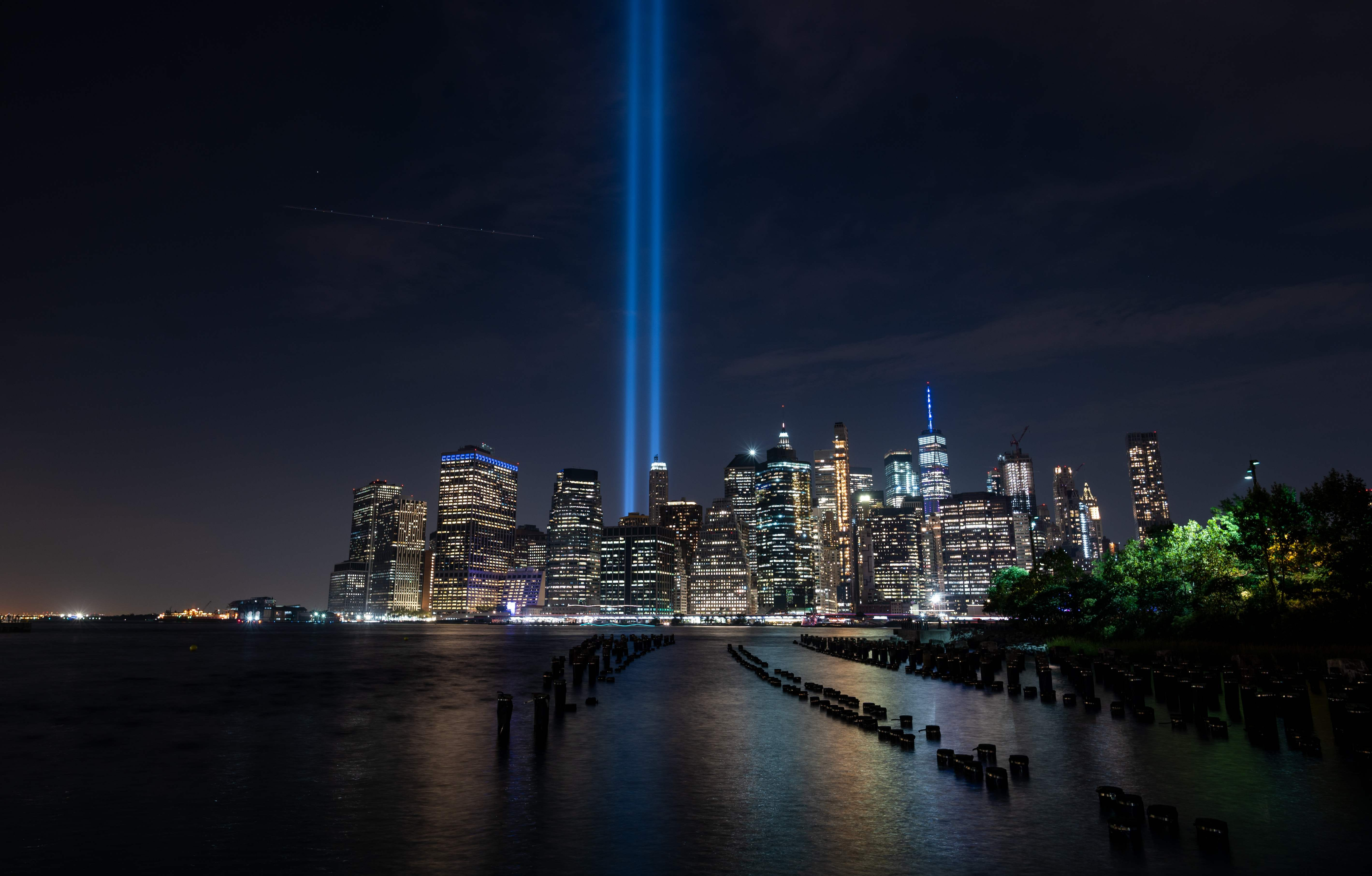 Time hasn't 'lessened our loss': US marks 18th anniversary of 9/11 terror attack with silence, tolling bells