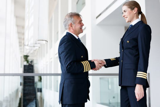 Airlines can teach new pilots a lot about flying but they can't teach the the right mindset to fit in with their culture. Candidates either have it or they don't.