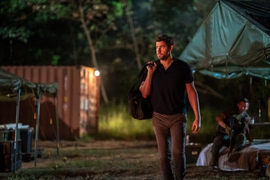 """John Krasinski stars in Amazon's """"Tom Clancy's Jack Ryan"""" for a second season."""