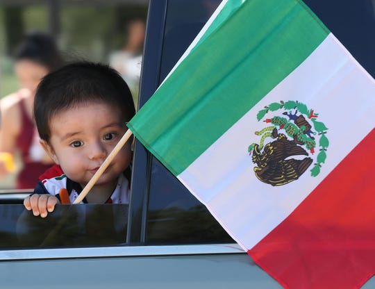 Mexican Independence Day is Sept. 16.