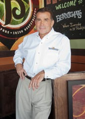 Paul M. Mangiamele, owner, chairman and chief executive officer of Legendary Restaurant Brands.