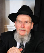 Rabbi Shlomo Gissinger Zatzal.