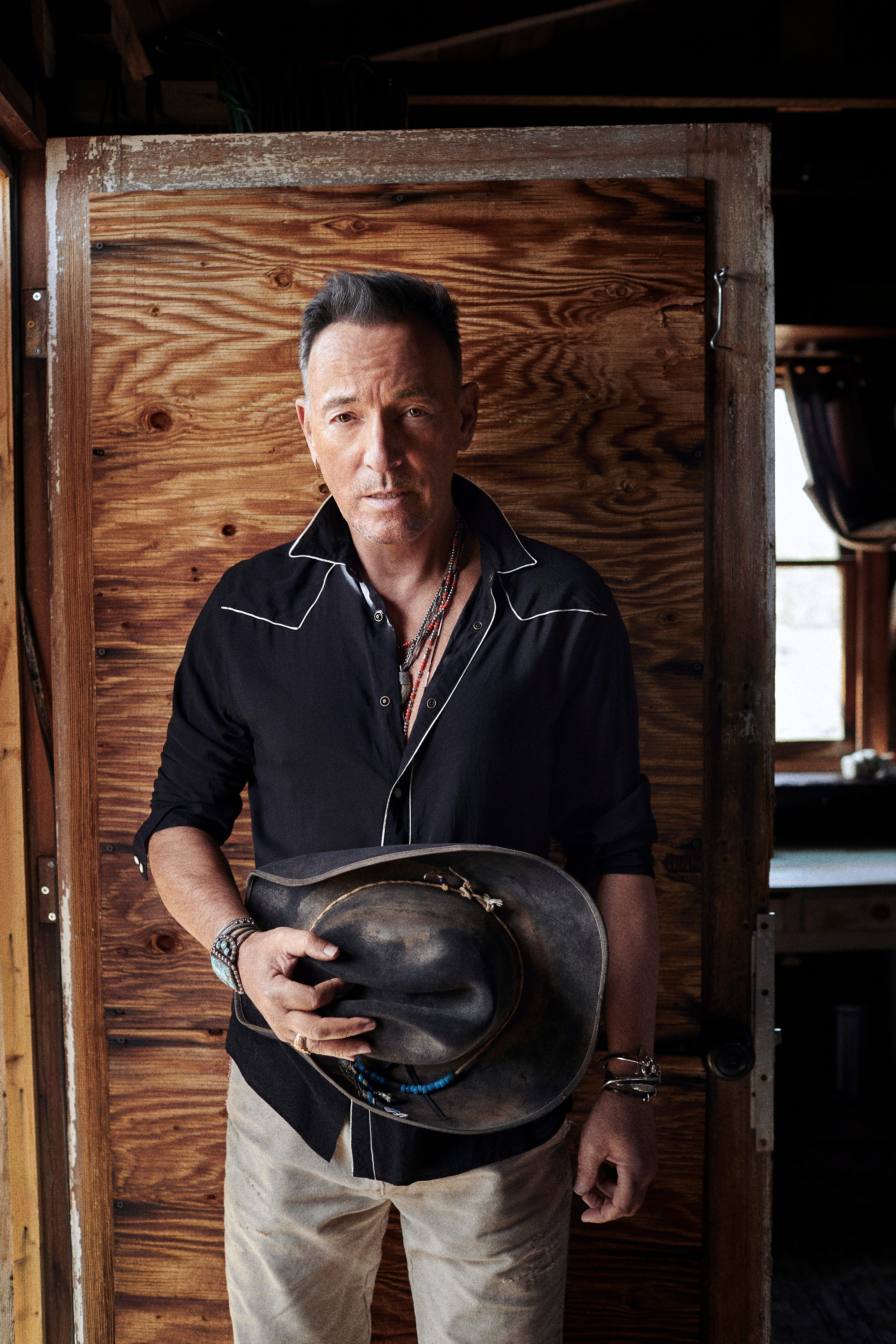 Bruce Springsteen charged with DWI on Sandy Hook
