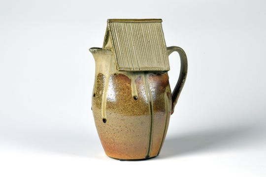 """Emily Reason's clay pieces will show in the """"Claiming Nature"""" exhibition at Flow Gallery in conjunction with American Craft Week."""