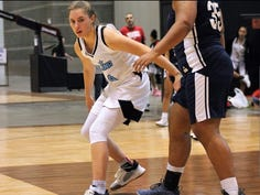 Asheville Christian Academy senior Caroline Sikkink has been offered a basketball scholarship by Wheaton College.