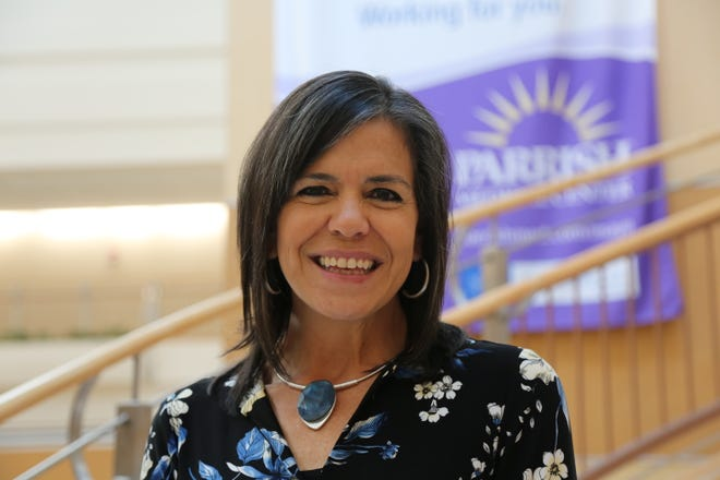 Alexandra Gutierrez is the director of Community and Corporate Education for Parrish Medical Center.