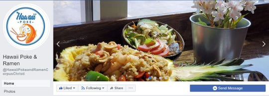 Hawaii Poke & Ramen opened in June at 4002 S. Padre Island Dr., Suite 108.