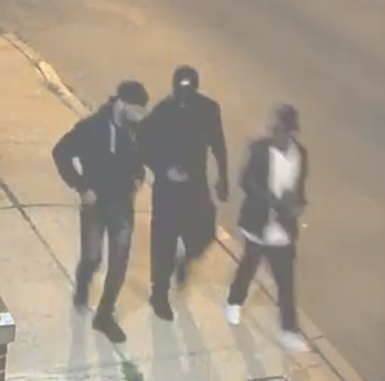 Investigators want to question these men in connection with the kidnap-murder in June of Curtis Jenkins III of Camden.