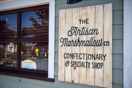 The Artisan Marshmallow storefront in Mullica Hill, N.J.