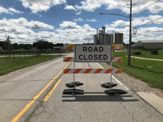 A nearly quarter-mile stretch of First Avenue in Altoona has been closed to traffic since May. Due to some delays, the project is expected to continue into early October.