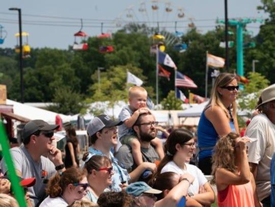 Iowa State Fair 2019