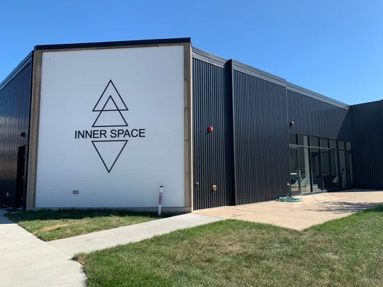 Inner Space is the newest business to open at 1251 Keosaqua Way in Des Moines.