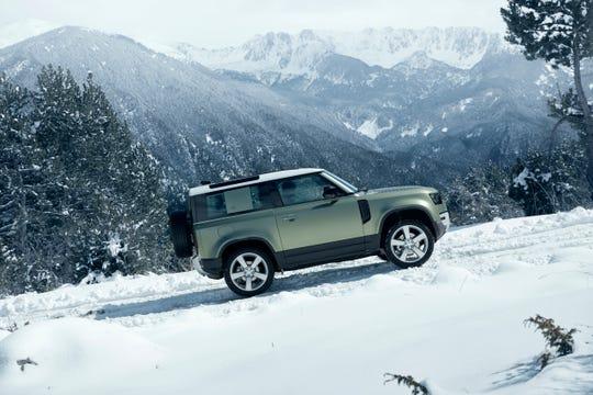 2020 Land Rover Defneder