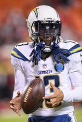 Keenan Allen had eight catches for 123 yards and a touchdown in Week 1.