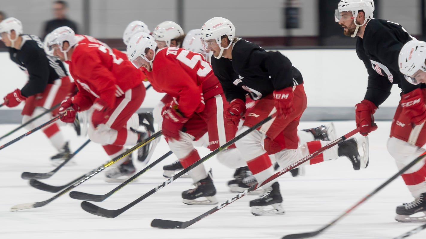 Steve Yzerman sees big potential among Red Wings' top prospects