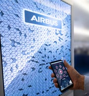 The Airbus Connected Experience