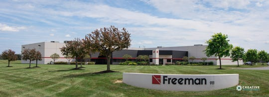 The Freeman Company is expanding to provide thermofold tooling.