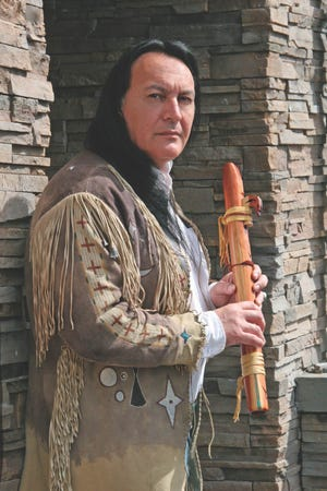 Bill Miller will share original songs and presents his research with FSU professor Sarah Eyerly on Mohican-Moravian hymns from 7-9 p.m. Friday, Sept. 25, at Northside Stage.