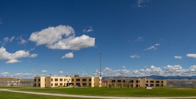 The two high-security housing units at the Montana State Prison in Deer Lodge were completed in 1979. According to officials, the prison is in dire need of repairs to solve infrastructure and security issues.