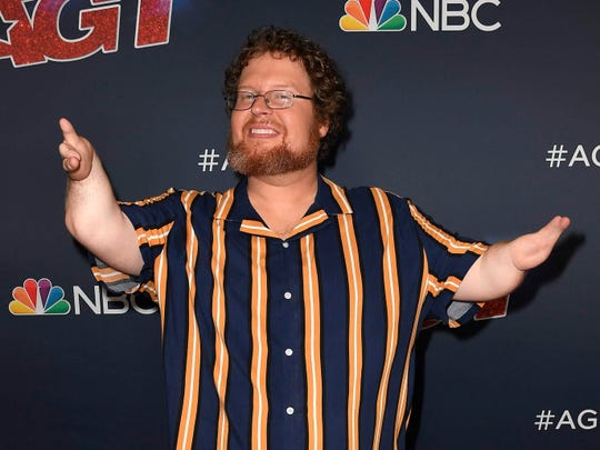 """Indianapolis comedian Ryan Niemiller is one of 10 competitors who advanced to the final round of this season of """"America's Got Talent."""" Seventy-two acts made it to """"judge cuts"""" episodes that aired in July and August."""